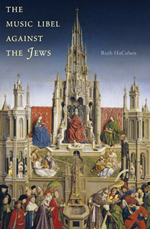 Music Libel Against the Jews book jacket