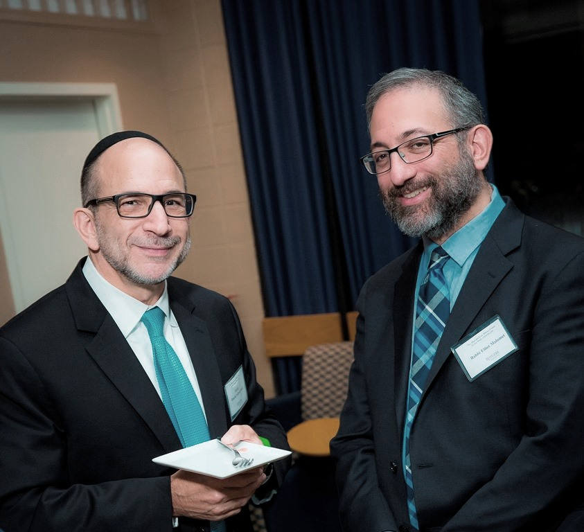 Rabbis Malomet and Schwartzberg