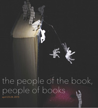 The People of the Book, People of Books flyer