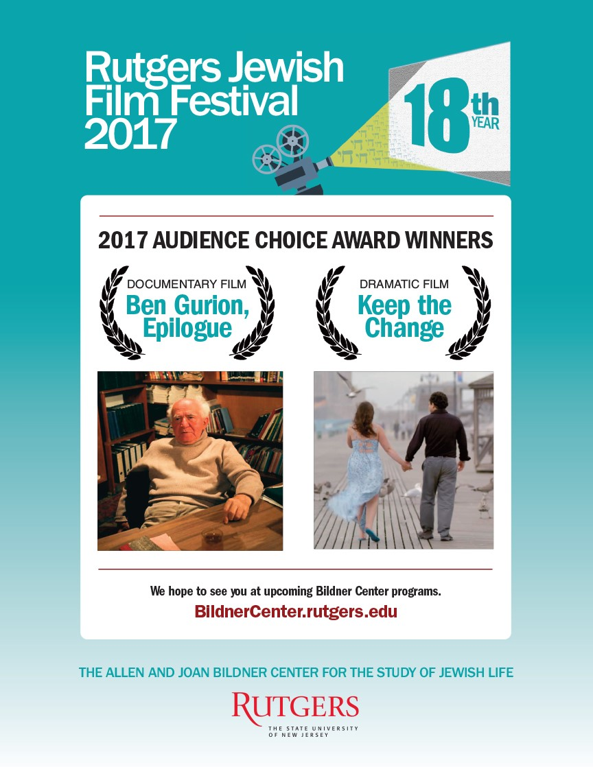 Audience choice winner Flyer