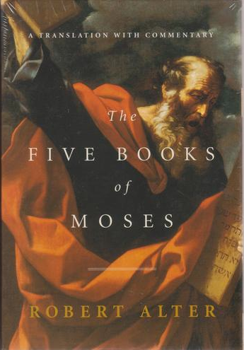 Five Books of Moses by Robert Alter