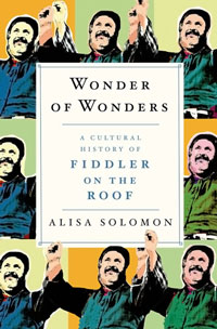 Wonders of Wonders, book by Alisa Solomon