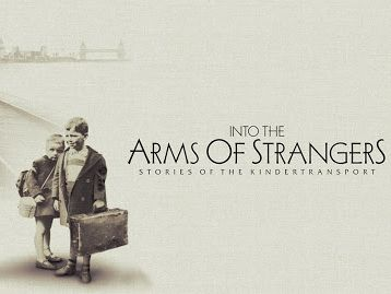 arms of strangers
