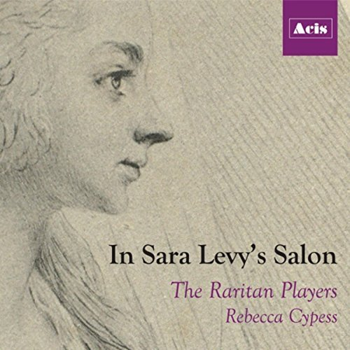 In Sara Levy s Salon CD cover