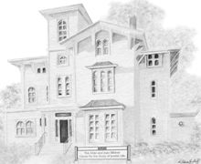 Bildner Center Drawing
